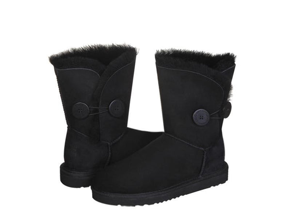 Australian UGG Original Short Button WATER PROOF UGG Boots  - 8 Colours