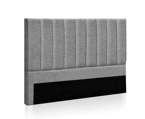 Artiss Bed Head SALA Headboard for Base Frame Linen Upholstered