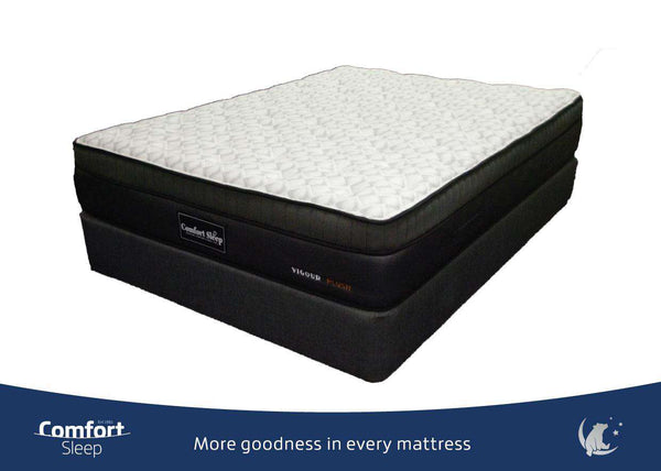 Comfort Sleep Vigour Mattress - Plush