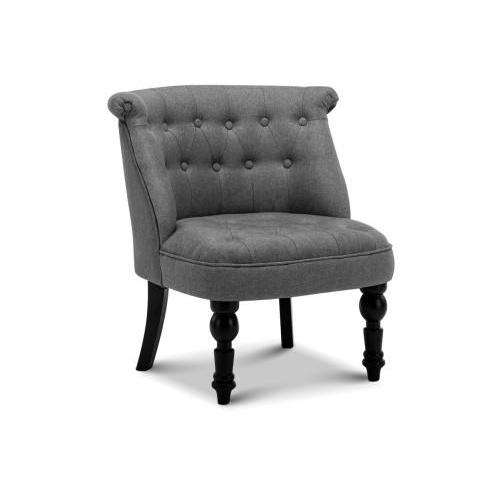French Lorraine Accent Chair - 3 Colours