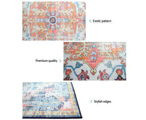 Floor Rugs Carpet 160 x 230 Living Room Mat Rugs Bedroom Large Soft Area