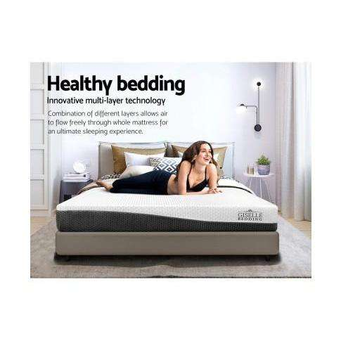 Giselle Dream Medium Mattress - Dual Layer-Mattresses-Giselle-Big Bedding Australia