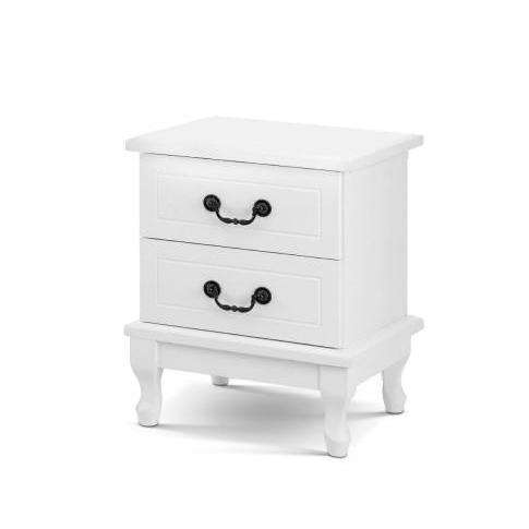 Artiss French Provincial Bedside Table