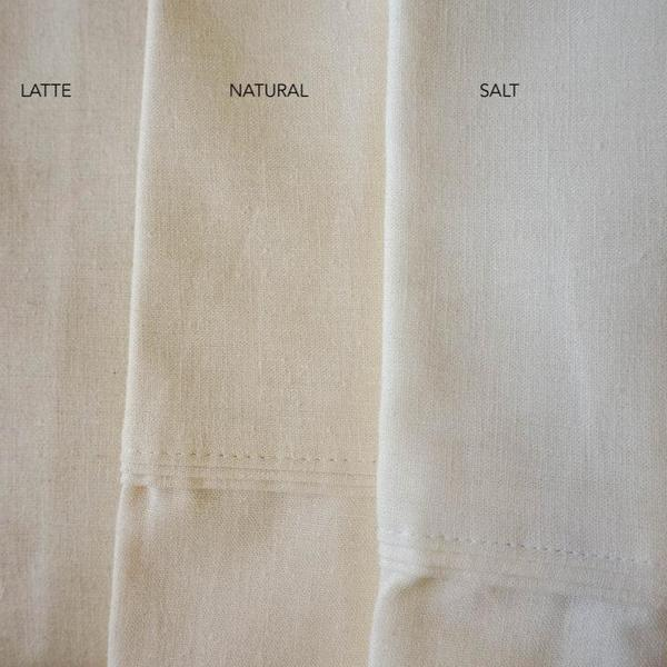 HEMP LINEN QUILT - 3 Colours
