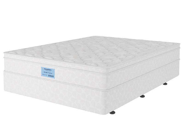 SleepMaker Lifestyle Premium Duracoil Mattress - Medium