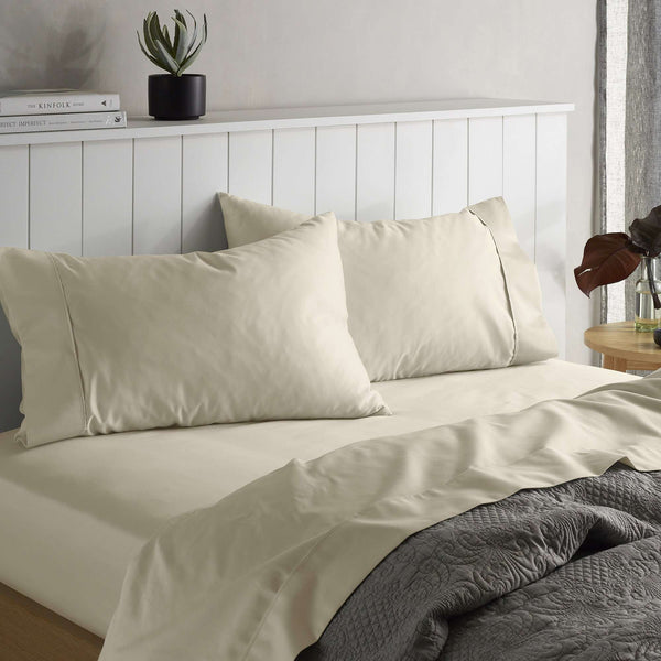 Accessorize 1500TC Cotton Rich Sheet Set - Linen