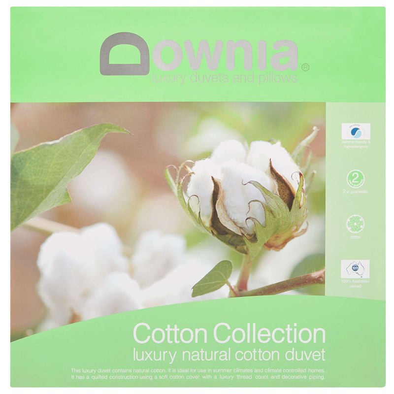 Downia Luxury Natural 100% Cotton Quilt