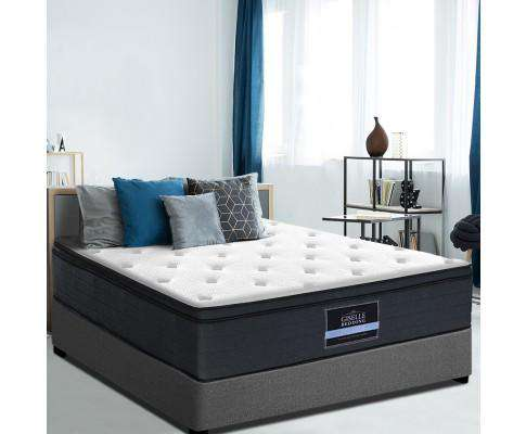 Giselle 7 Zone 34cm Medium Top Mattress