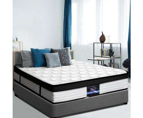 Giselle Bedding Cool Gel Foam Mattress - Medium