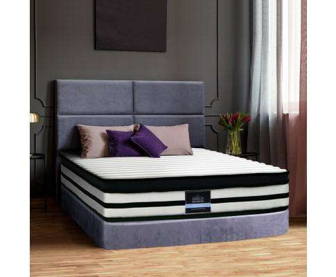 Giselle Bedding 27cm Thick Foam Spring Mattress