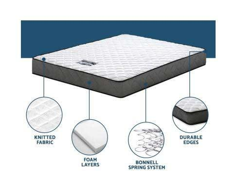 Giselle Bedding 16cm Thick Tight Top Foam Mattress