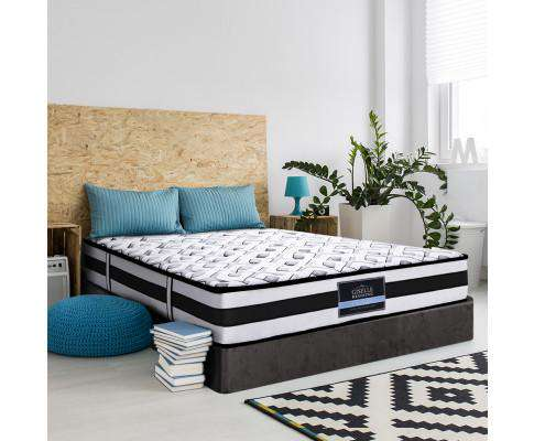 Giselle Spring Foam Mattress - Ultra Firm