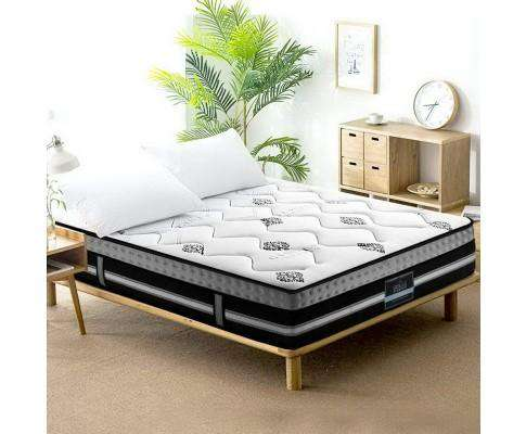 Giselle 35cm Mattress Bed 7 Zone - Medium Firm