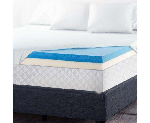Giselle Bedding Dual Layer Cool Gel Topper