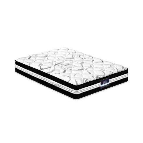Giselle Euro Premier Medium Mattress-Mattresses-Giselle-Big Bedding Australia