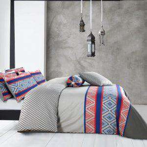 Amsons Monaco Reversible Quilt Cover Set