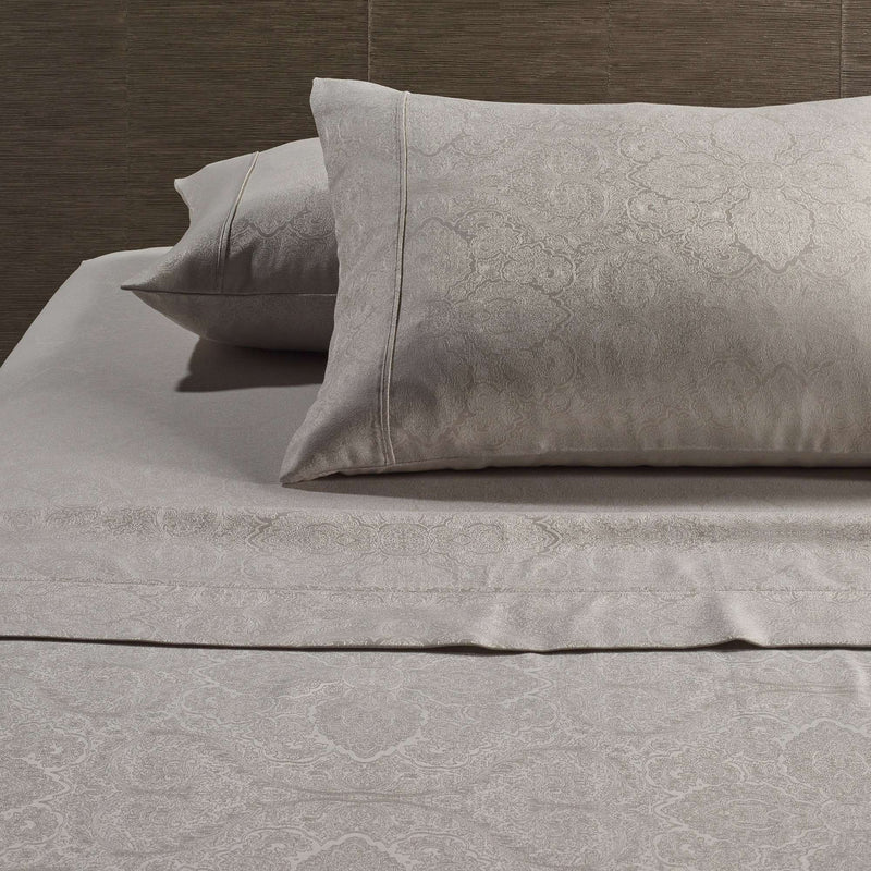 Accessorize Natural Hotel Sheet Set