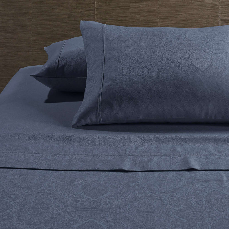 Accessorize Navy Hotel Sheet Set