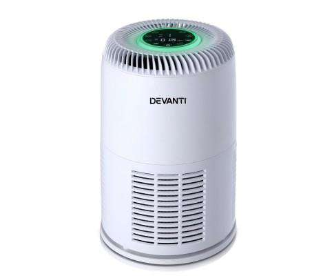 Devanti  Desktop Maximum Air Purifier