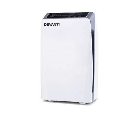 Devanti Home HEPA Air Purifier - ALLERGY REMOVER