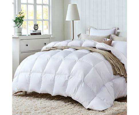 Giselle Bedding Duck Down Quilt - 700GSM