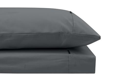 Odyssey Living 1000TC RICH Cotton Sheet Sets - Charcoal