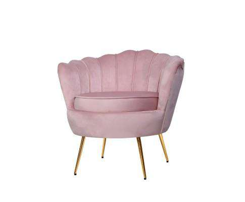 Artiss Accent Retro Velvet - 3 Colours