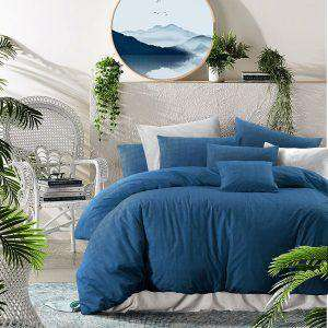 Amsons Nautical Twilight Quilt Cover Set