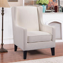 Jacob Arm Chair Beige Colour