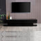 Suprilla TV Cabinet Black Colour