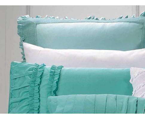 Luxton Wenshia Turquoise Quilt Cover Set