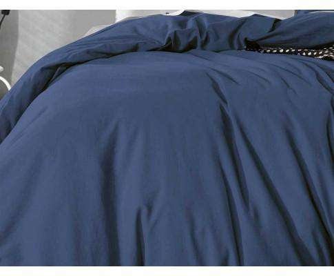 Luxton Indigo Vintage Washed Cotton Quilt Cover Set