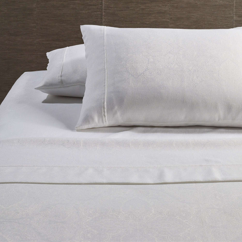 Accessorize White Hotel Sheet Set