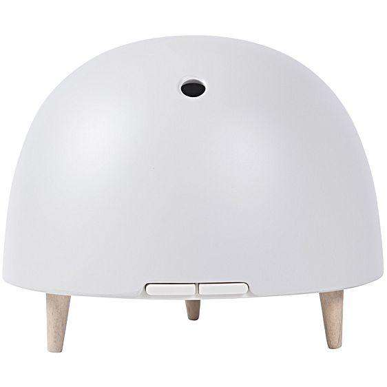 Accessorize Bibo White Ultrasonic Diffuser - 180ml