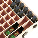 Essential Aromatherapy Oil Storage Box 70 LOTS
