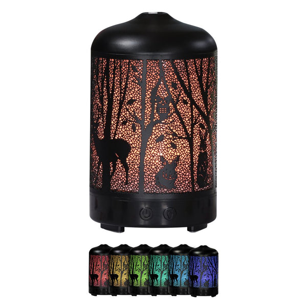 Aroma Diffuser Aromatherapy Ultrasonic Humidifier Essential Oil Purifier 3D Deer