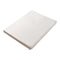 7cm Memory Foam Bed Mattress Topper Polyester Underlay Cover King Single