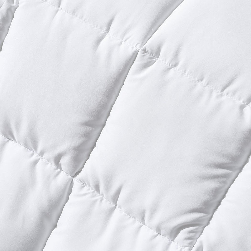 DreamZ 200GSM All Season Bamboo Winter Summer Quilt Duvet Doona Soft King Single