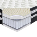 35CM Thickness Euro Top Egg Crate Foam Mattress in Double Size