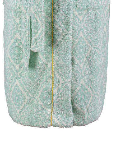 PIP Jacquard Check Bathrobe - 2 Colours