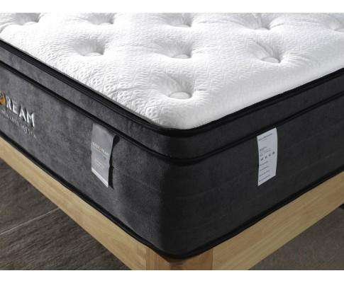 Deep Dream Mattress European Latex Foam - Medium