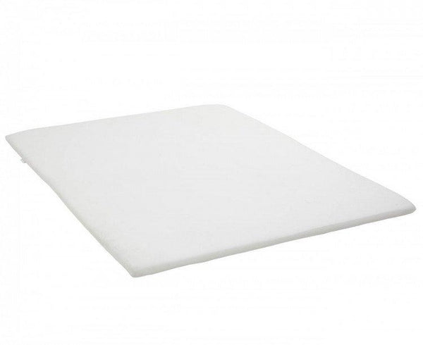 HIGH DENSITY MATTRESS FOAM TOPPER 7CM