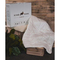 Aussie Wool Comfort Quilt - Revolutionary Allergy Free
