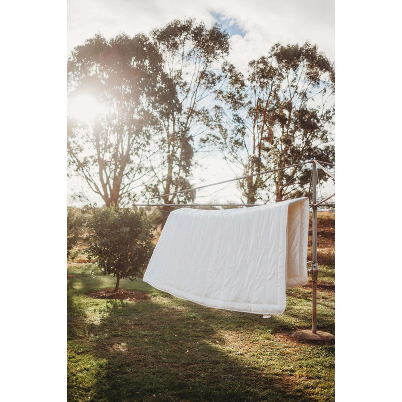 Aussie Wool Comfort Under Blanket Bedding Extras Big Bedding Australia