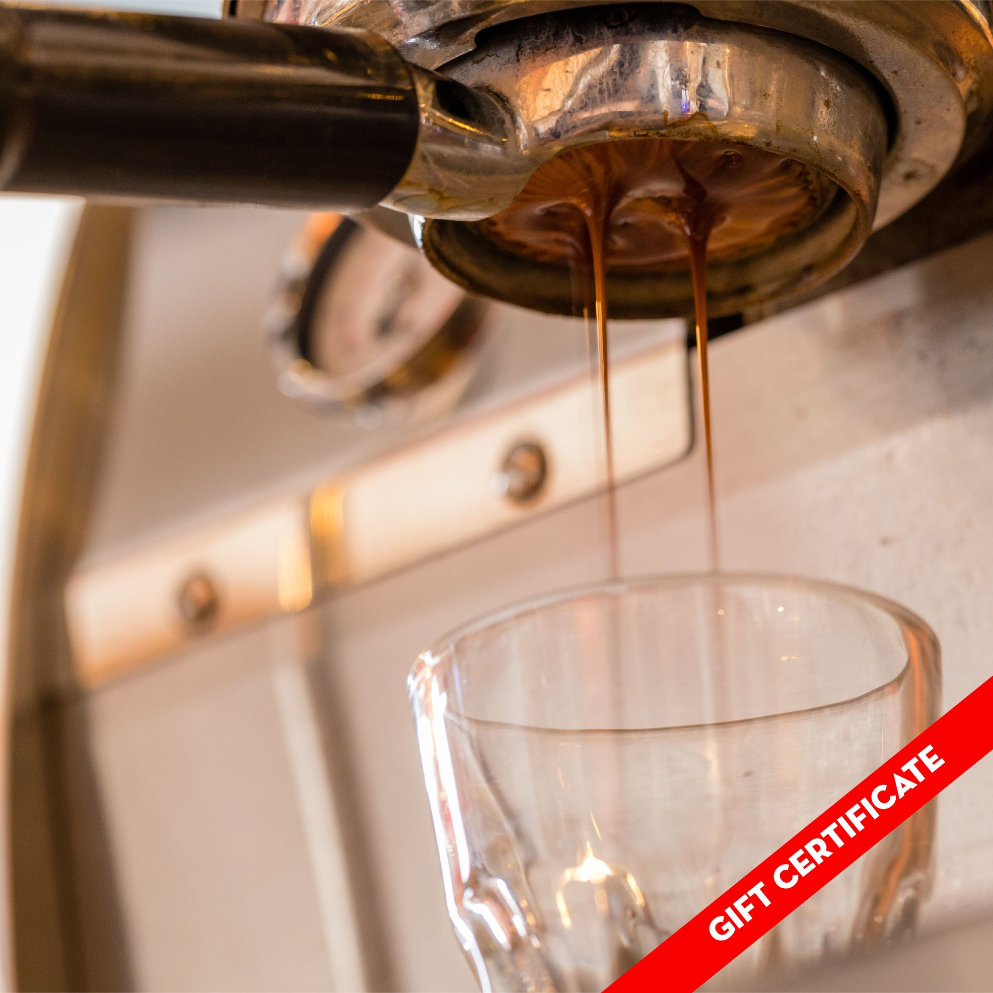 Espresso Theory - Online Course - Gift Certificate