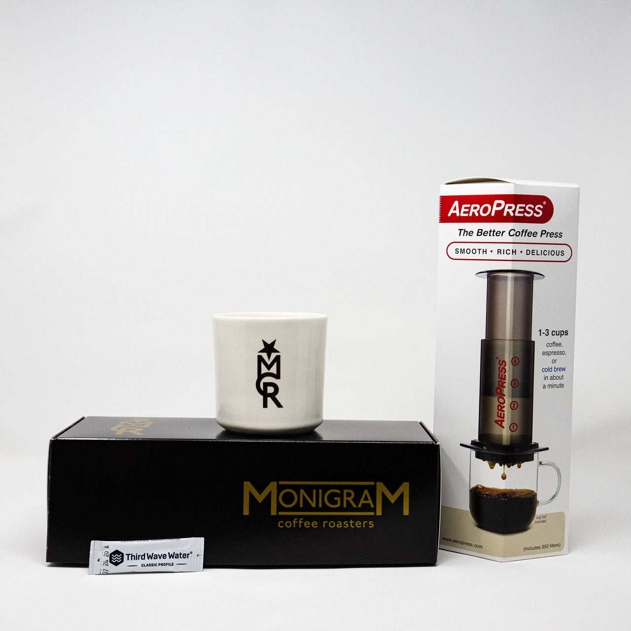 Monigram AeroPress Kit