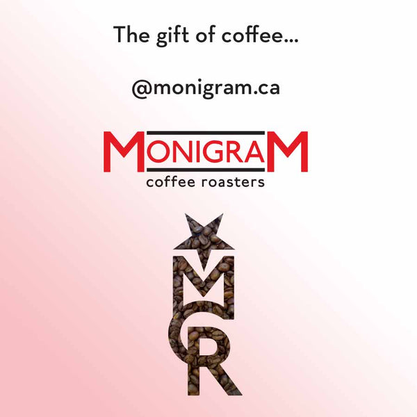 Monigram Online Gift Card