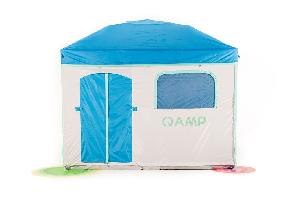 View the Qamp Tent