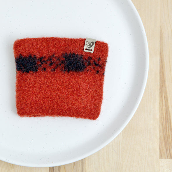 Felted Cup Cozy