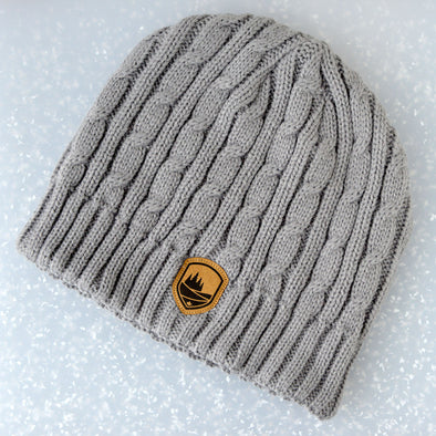 Frontenac Cable Knit Toques